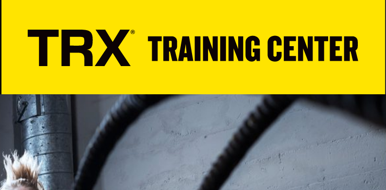 TRX Training Center Logo