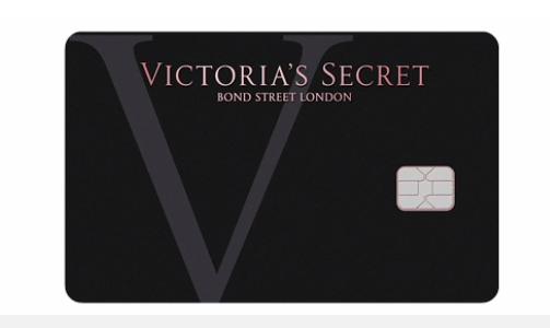 Victorias Secret Credit Card Logo
