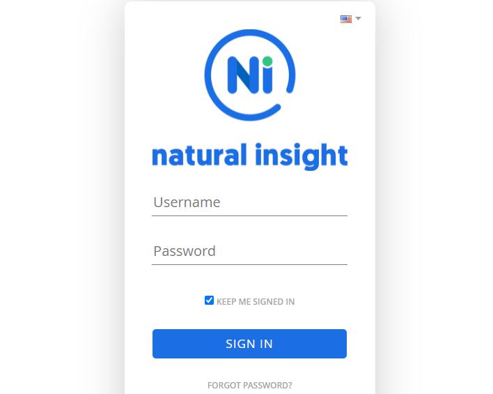natural insight login